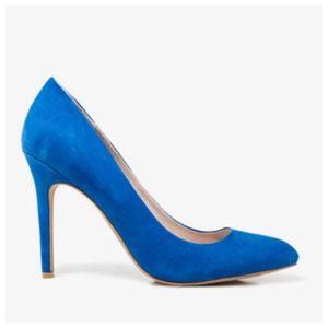 Shoes - ‼️SALE‼️NWOT | Royal Cobalt Blue Suede Pumps